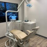 Photo of our dental chair.