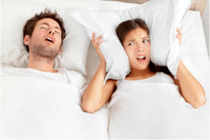 Is Snoring Bothering You?